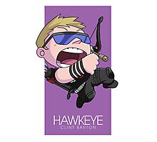 Hawkeye Photographic Print