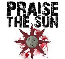 Praise the Sun - Deep Cuts Edition - Black Text by That T-Shirt Guy