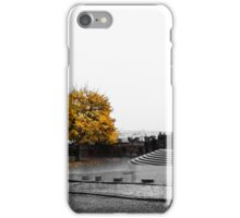 evening in Prague iPhone Case/Skin