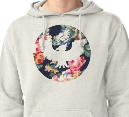 Fabulous Falcon Pullover Hoodie