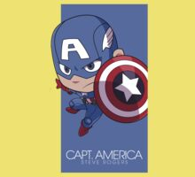 Captain America Kids Clothes