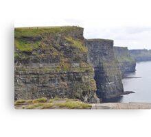 Ireland: Cliffs of Moher Canvas Print
