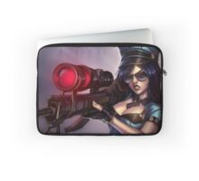 Caitlyn - League Of Legends Laptop Sleeve