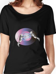 Floating Women's Relaxed Fit T-Shirt