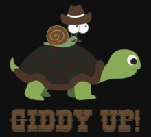 Giddy Up! One Piece - Short Sleeve
