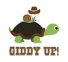 Giddy Up! by Eggtooth