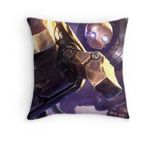 Blitzcrank - League Of Legends Throw Pillow