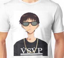 Ikari Shinji  Unisex T-Shirt