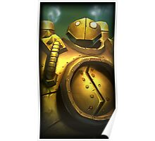Blitzcrank - League Of Legends Poster