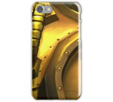Blitzcrank - League Of Legends iPhone Case/Skin