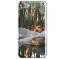afternoon peace iPhone Case/Skin