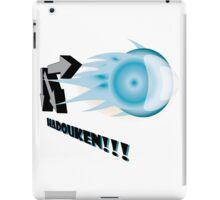 Hadouken! iPad Case/Skin