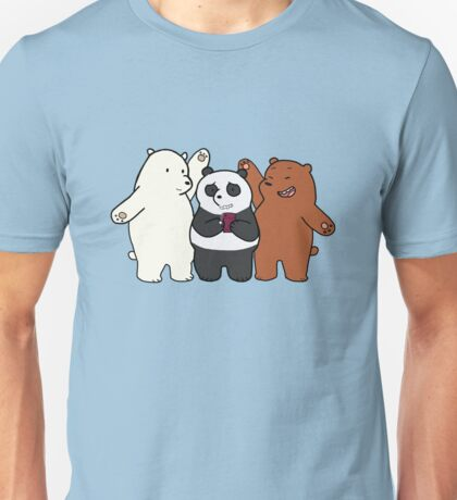 bear brothers Unisex T-Shirt