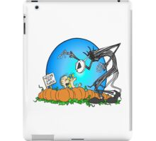 The Great Pumpkin King iPad Case/Skin