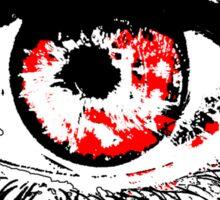 Eye to Eye Sticker