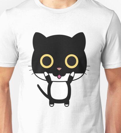 Happy Kitty Unisex T-Shirt