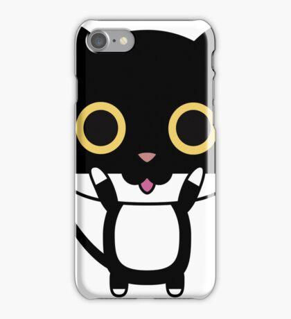 Happy Kitty iPhone Case/Skin