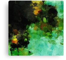 Abstract Landscape Painting Canvas Print