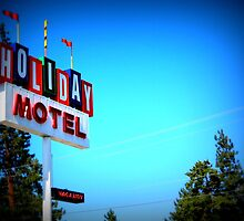 Retro Motel...In Bend, Oregon by trueblvr