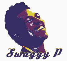 Swaggy P Stencil Design Kids Clothes