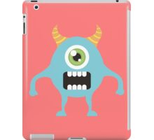 Cute one eyed monster iPad Case/Skin