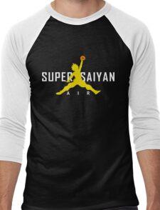 Dragonball Z - AIR SUPER SAIYAN GOKU Men's Baseball ¾ T-Shirt