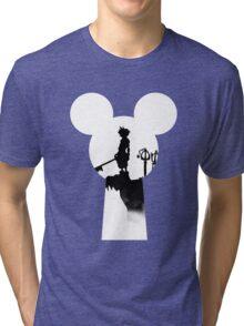 Kingdom Hearts Sora Tri-blend T-Shirt