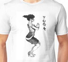 Yoga In High Heels Unisex T-Shirt