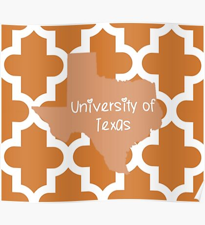 University of Texas Poster