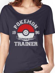 Gotta catch 'em all! Women's Relaxed Fit T-Shirt