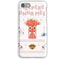 Meepers Gonna Meep - Christmas Sweater Jumper T-Shirt iPhone Case/Skin