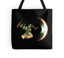 Guile Flash Kick Tote Bag