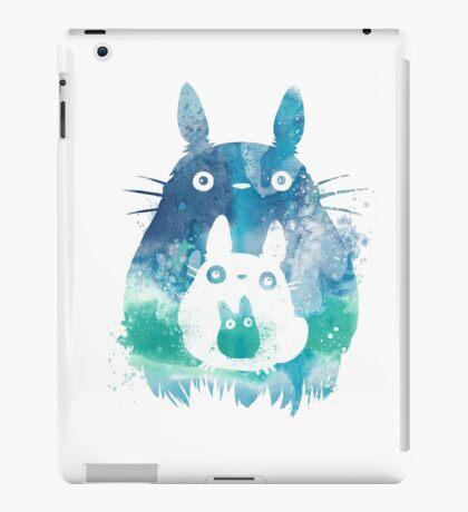 Totoro Chibi and Kawai iPad Case/Skin