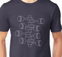 V8 Blueprint Unisex T-Shirt