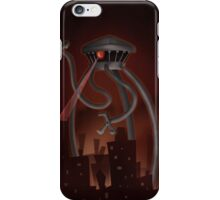 Alien Attack iPhone Case/Skin
