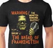 The Bread of Frankenstein Unisex T-Shirt