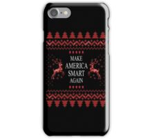 Merry Christmas America iPhone Case/Skin