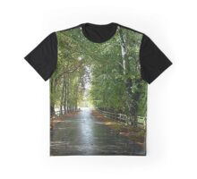 Cornbury Park Drive Graphic T-Shirt
