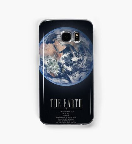 Earth Samsung Galaxy Case/Skin