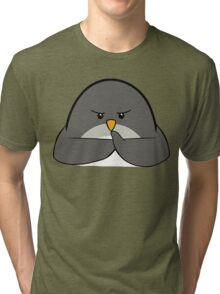 Angry Penguin Tri-blend T-Shirt