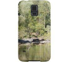 Up the creek ...... Samsung Galaxy Case/Skin
