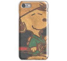 Snoppy ninja iPhone Case/Skin