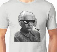 Deal with it Einstein Unisex T-Shirt