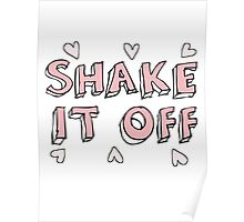 shake it off Poster
