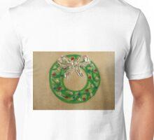 Christmas Wreath Unisex T-Shirt