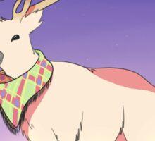 Wild Deer Sticker