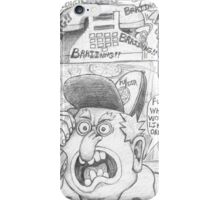 chapter 3: page 2 iPhone Case/Skin