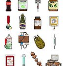 "Pixel ""Consumables""  by Dallas Carlos"