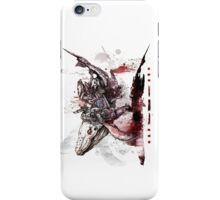 WHALE SOS iPhone Case/Skin