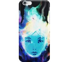 Space Girl I iPhone Case/Skin